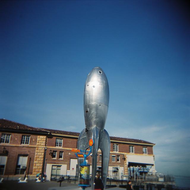 Rocket from San Francisco