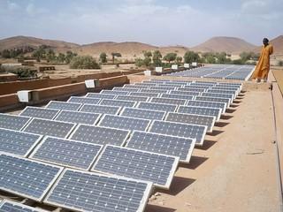 101214 Algeria unveils renewable energy strategy 03 | الجزائر: استراتيجية جديدة للطاقة المتجددة | L'Algérie dévoile sa stratégie en matière d'énergies renouvelables | by Magharebia