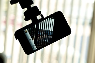 Glif Tripod Mount - iPhone 4 | by Pimento Of Doom