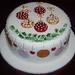 Christmas cake 2010