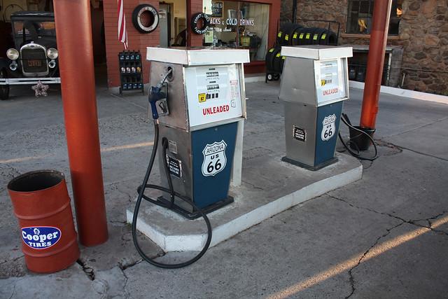 route 66 oil