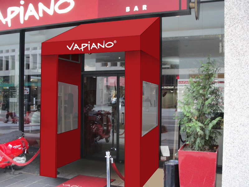 Awning/Barrier Rendering