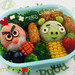 Angry birds bento by mymealbox