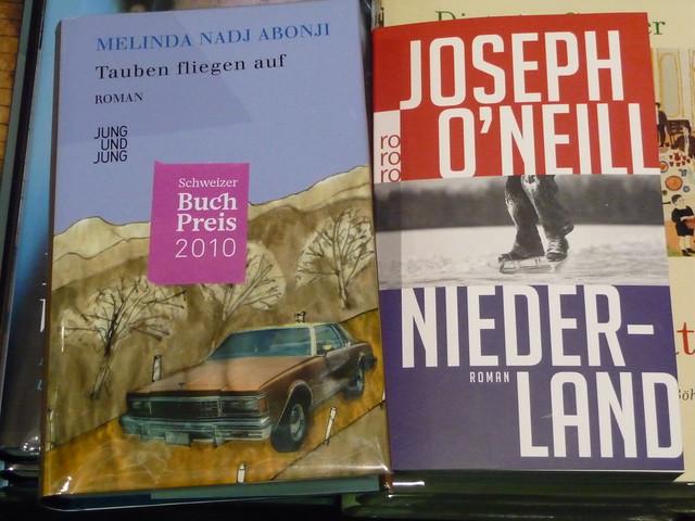 Browsing Swiss Bookshop
