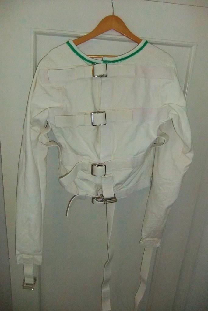 Posey straitjacket