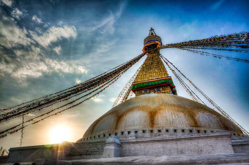 Stupa | by socialtoursnp