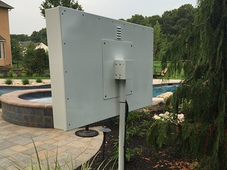 Outdoor TV Enclosure | by diversatechmanufacturing