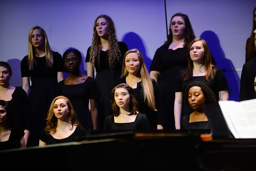 Choral Concert by HIGH POINT UNIVERSITY