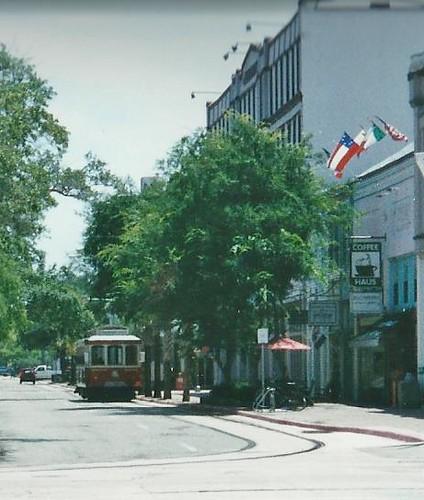 Galveston, Texas Streetcar