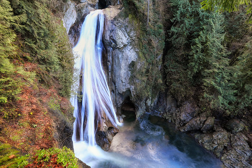 olalliestatepark twinfalls waterfall snoqualmieriver trees canyon