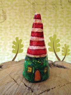 Elf House | by Phizzychick!