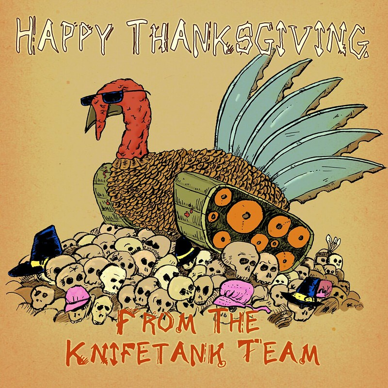 Happy Tanksgiving!