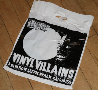 Vinyl Villains Edinburgh Rockman Of Zymurgy Flickr