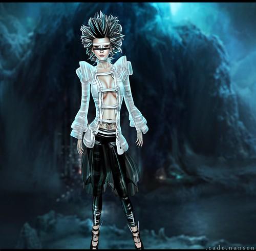 Caoimhe Lionheart by Cade Nansen