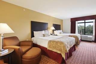 Hotel in raleigh north carolina - Wingate State Arena Guest Room | by WingateStateArena