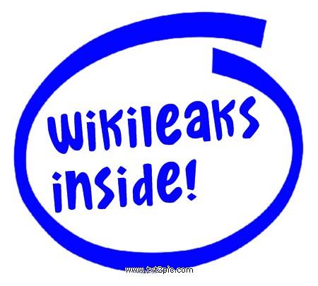 Wikileaks inside! | by Noah Sussman