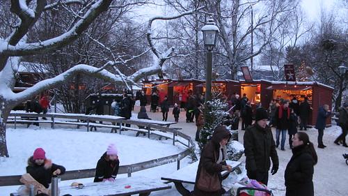 Skansen Christmas market | by djmcaleese
