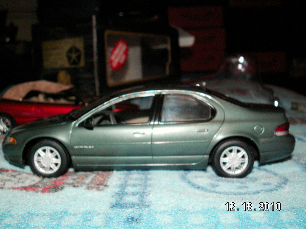 Brookfield Collectors Guild 1994 Chrysler Cirrus LXi | Flickr