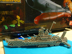 IMG_8019 - Space Battleship Yamato / Star Blazers by tend2it