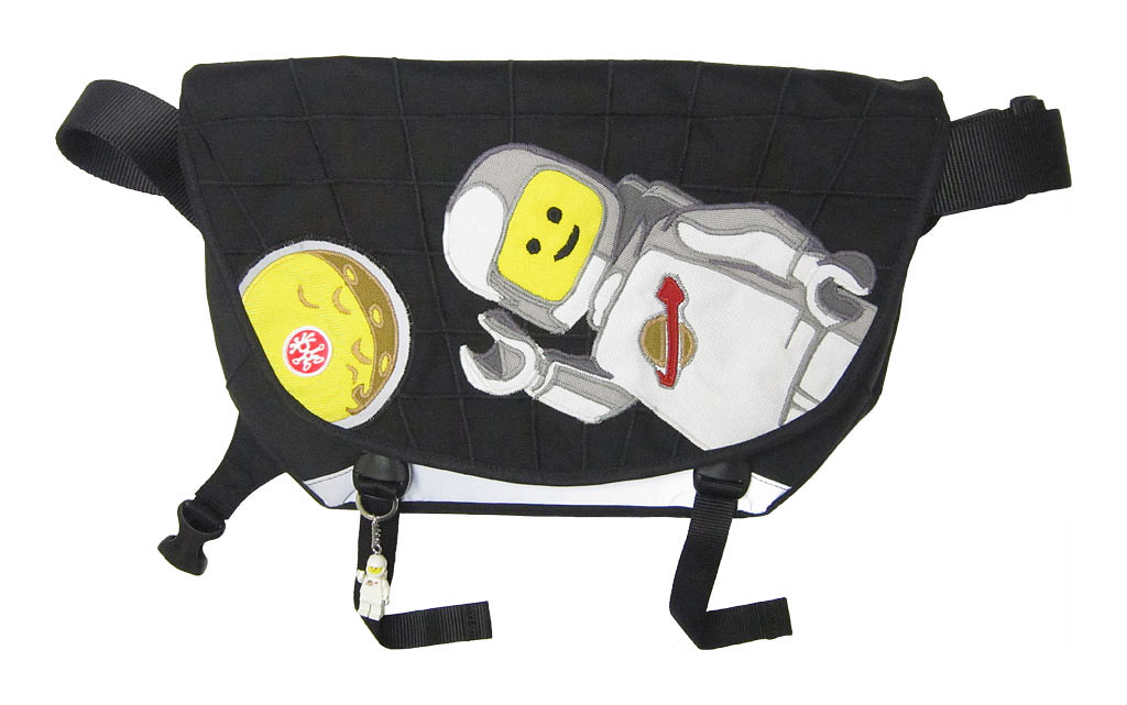 0be98c730908 Custom Crumpler Bag - Lego Classic Spaceman   A custom bag t…   Flickr