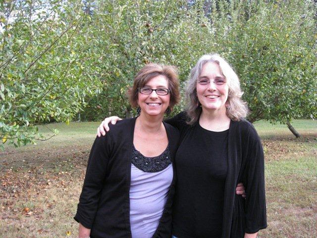Shari and Judith