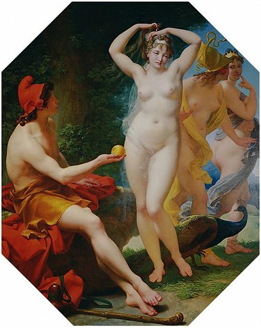 +1810 El juicio de Paris