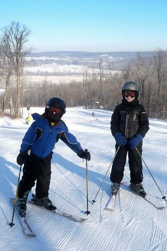 skiing madrivermountain
