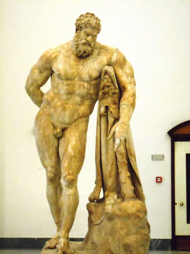 Hercules Farnese Lisipo Sobre Lisipo Y Sus Obras Sdelbiom Flickr