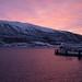 Tromso at midday by Richard H Martin
