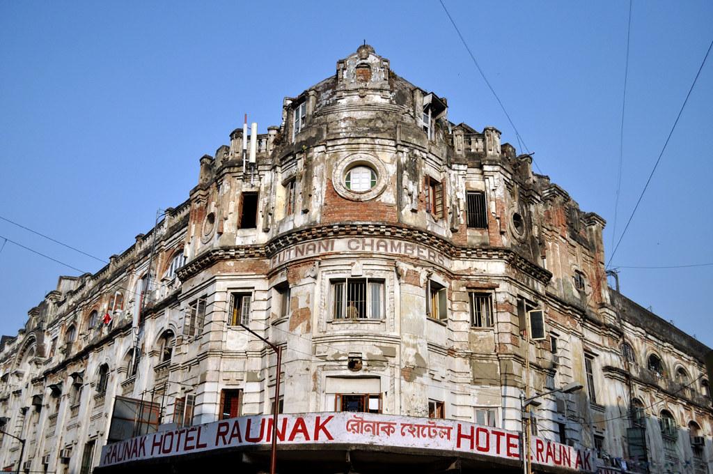 footnani chamber building, esplanade, kolkata, west bengal…   Flickr