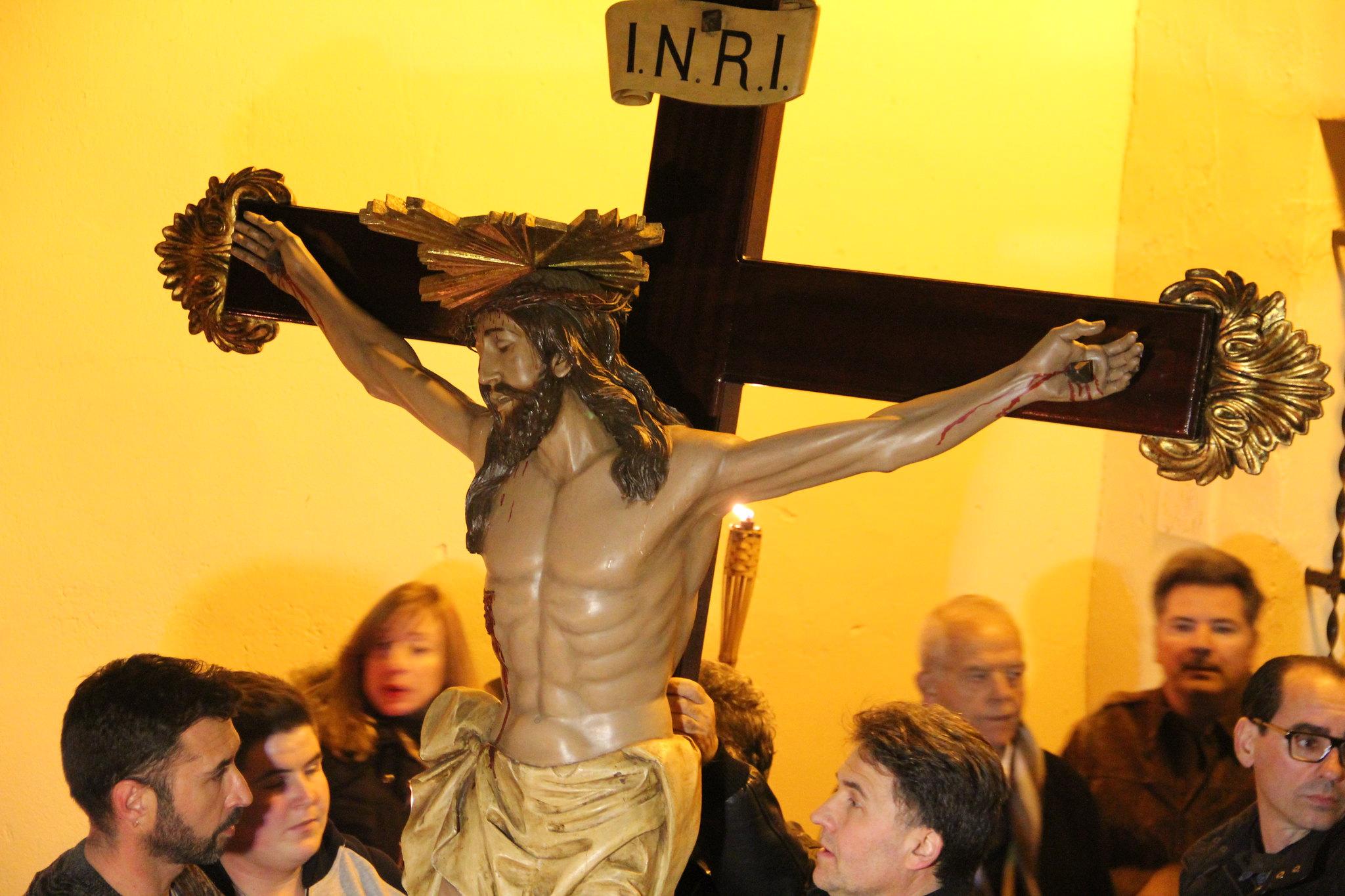 (2016-03-18) - VII Vía Crucis nocturno - Antonio José Verdú Navarro (120)