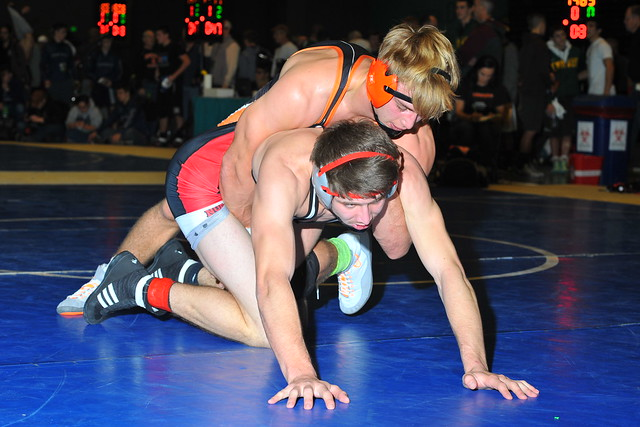 Layne Van Anrooy vs Cole Hornbrook 3572