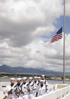 69th Anniversary of the attacks on Pearl Harbor - Department of Defense Image Collection
