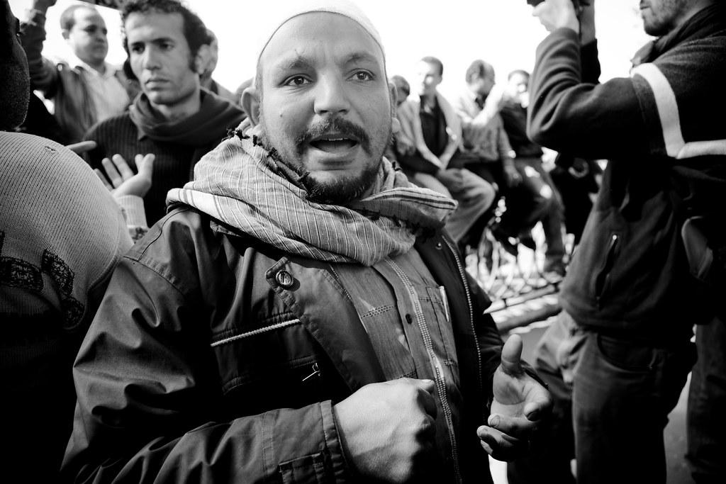 Public Transport Workers on Strike إضراب عمال النقل العام