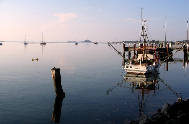 Early Morning Batemans Bay