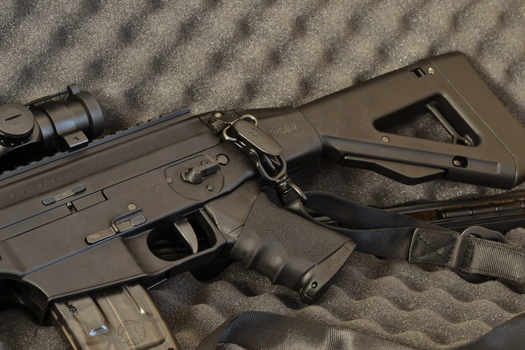 Sig 522 Classic And Accessories Drenaline Flickr