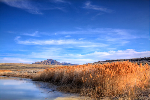 lake water clouds photography utah bluesky antelopeisland greatsaltlake