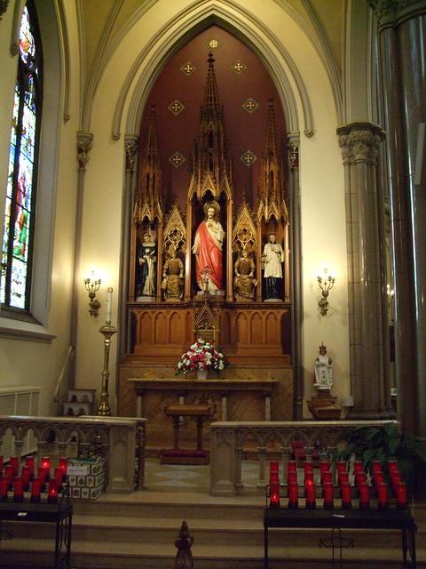 St. Louis Catholic Church, Buffalo, NY