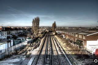 30/365 Up the Tracks - Leaving Portsmouth | by Hexagoneye Photography
