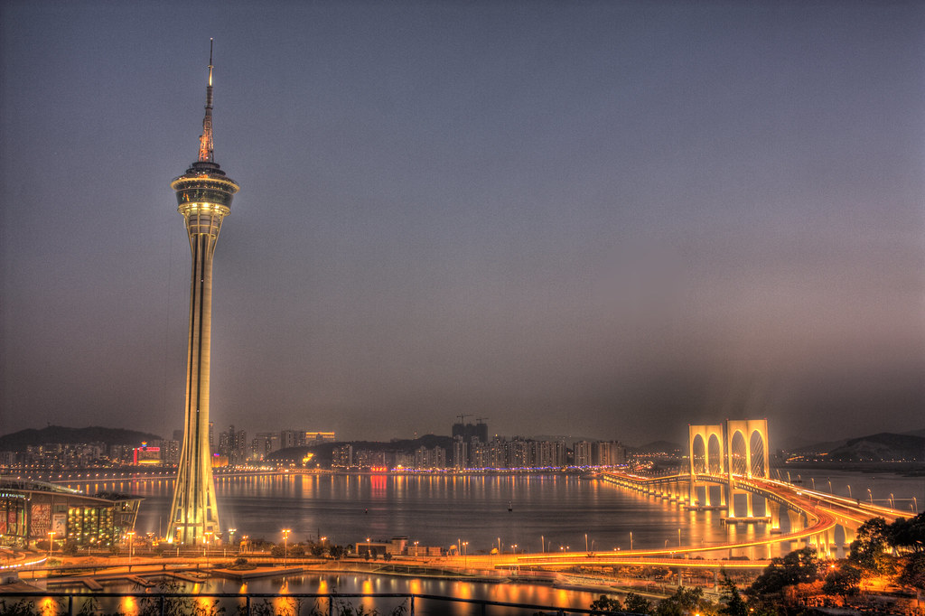 HDR Macau Tower