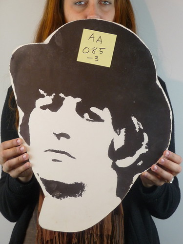 The Beatles Head Masks Ringo