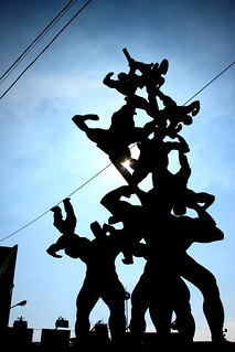 Sculpture at Pier 2