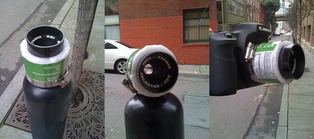DIY Lens: tin cam 2