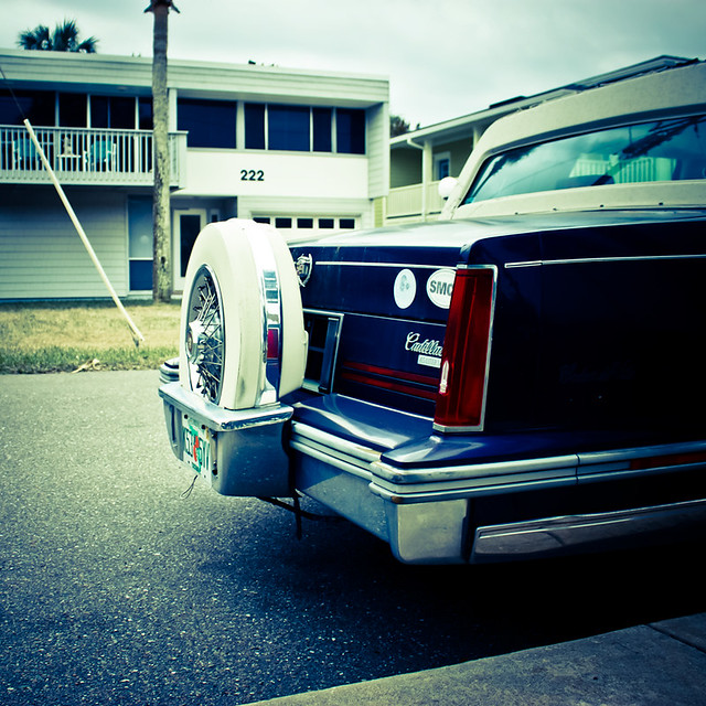 Old Caddy