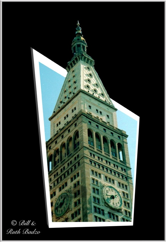 New YorK City  NY ~ Con Edison Building