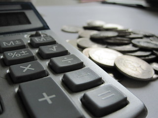 Calculator and Money | by Images_of_Money