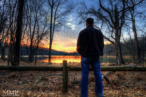 park sunset lake photography nashville state tennessee brentwood hdr radnor
