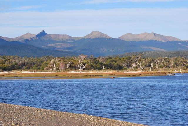 Cordón Carmen Silva, Tierra del Fuego-Magallanes