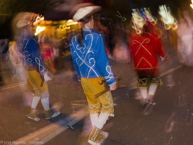 Desfile nocturno