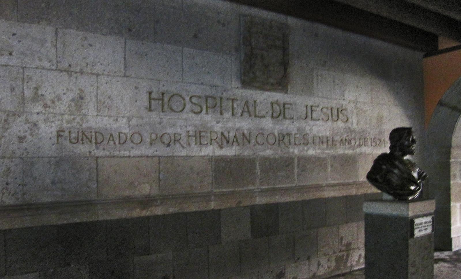 Hospital de Jesus 13